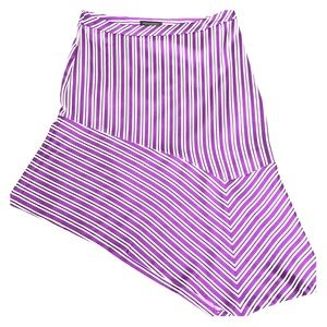 Banana Republic skirt - Purple/White Petite 10P
